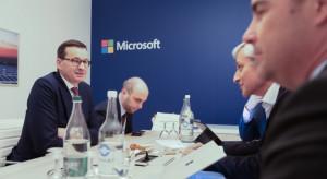 Premier: W Davos rozmawialiśmy o transferze najnowocześniejszych technologii