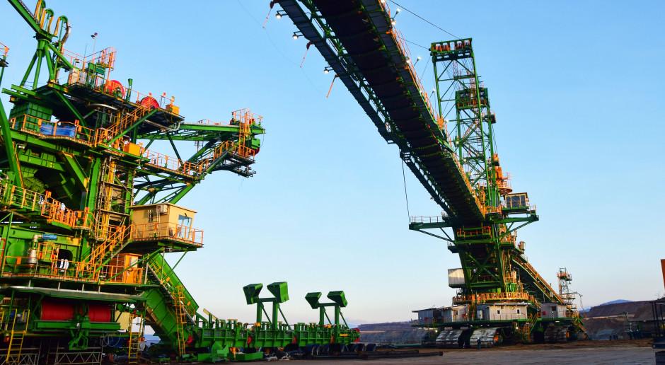 Spółka RAMB z Grupy PGE zbudowała wyjątkową maszynę górniczą