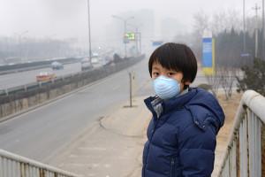 Zanieczyszczenie powietrza w Chinach ponownie rośnie