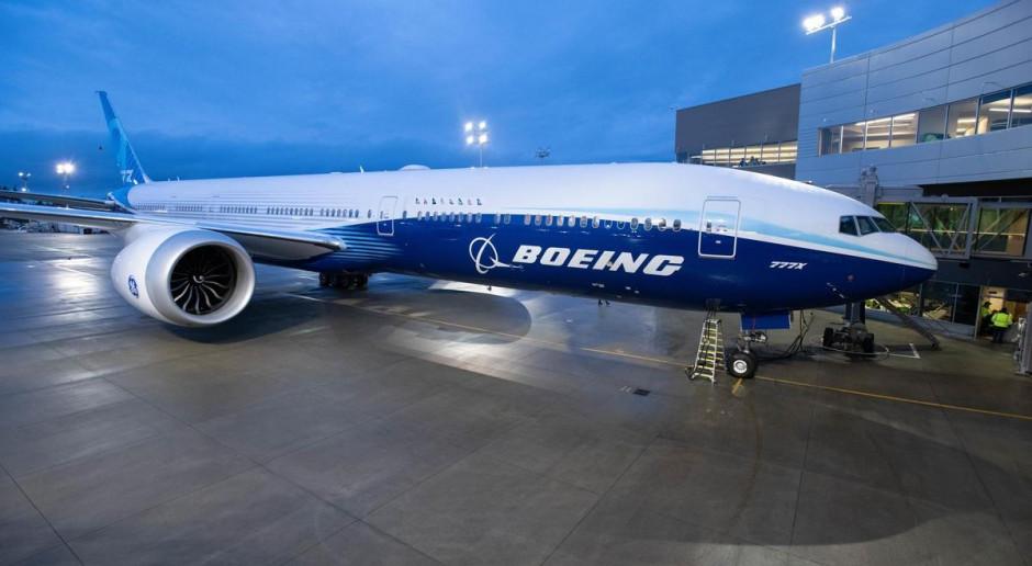 USA: Awaria Boeinga 777: na ziemię spadły części silnika; nikt nie ucierpiał