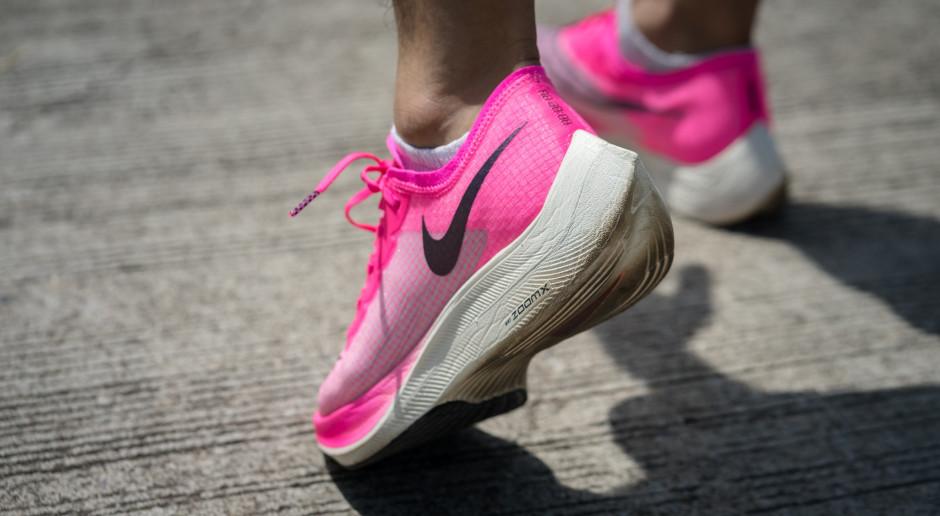 Buty Nike mogą zostać uznane za doping technologiczny