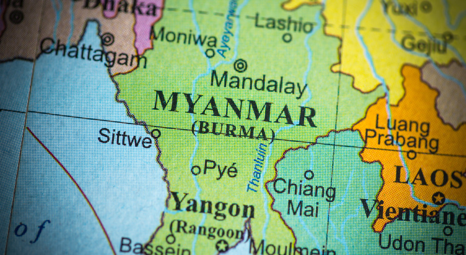 Birma: Atak demonstrantów na posterunek policji. Zginęło 10 funkcjonariuszy