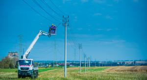 Linie kablowe zastępują napowietrzne