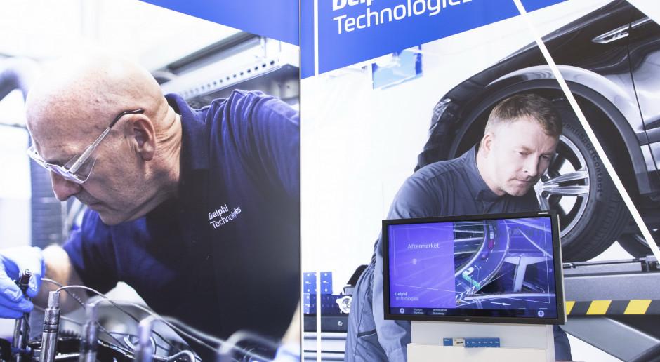 BorgWarner przejmie za 3,3 mld dolarów Delphi Technologies