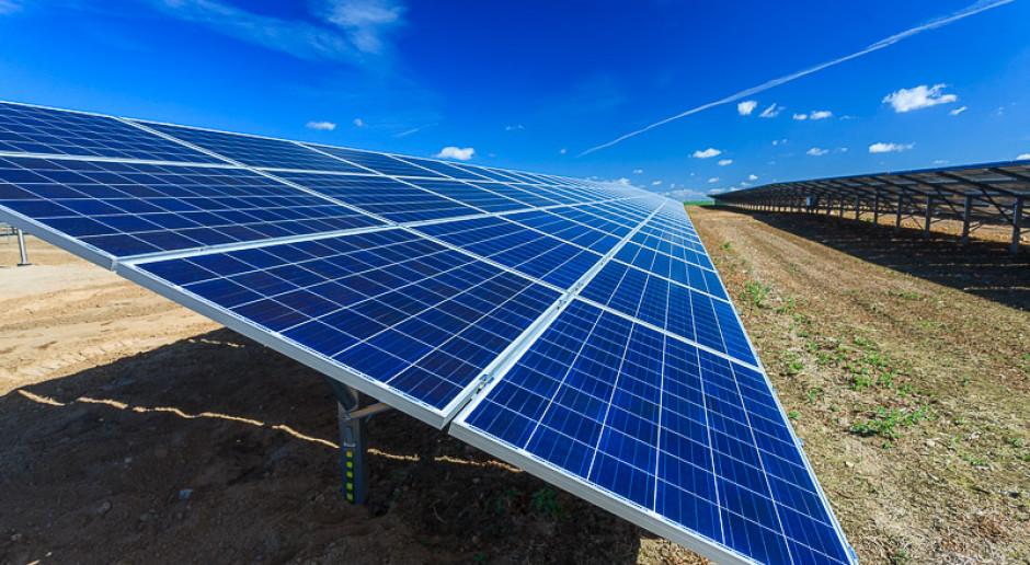 Największa w Chinach elektrownia fotowoltaiczna rozpoczęła działalność