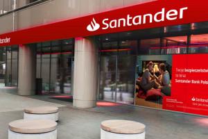 Wyniki Santandera lepsze niż oczekiwania