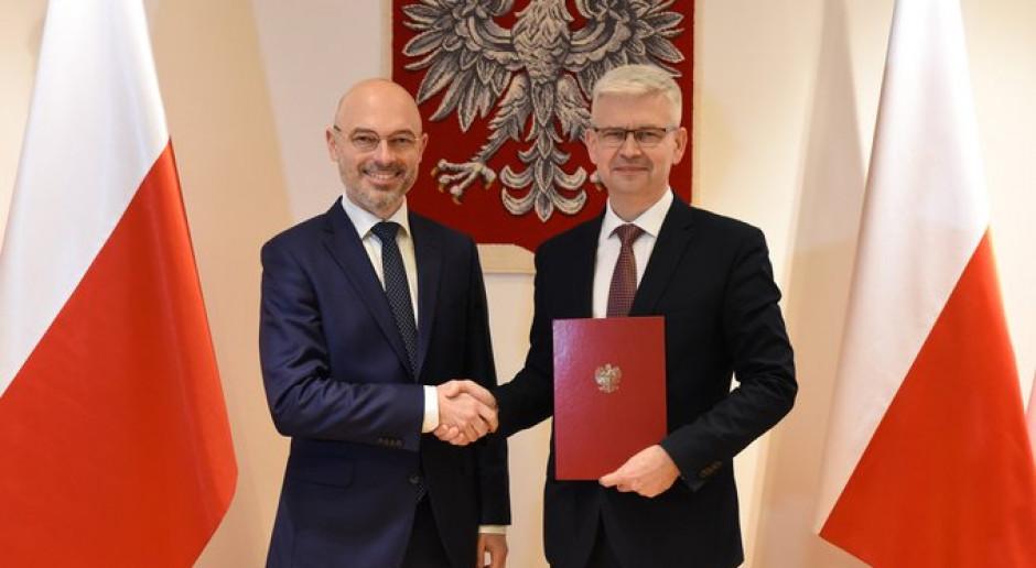 Resort klimatu przygotowuje Polską Strategię Wodorową
