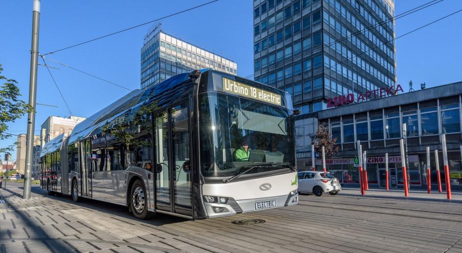 BGK i Santander Bank Polska udzieliły Solarisowi finansowania na autobusy elektryczne dla Krakowa