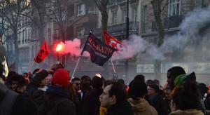 Tysiące Francuzów protestowało przeciwko reformie emerytalnej