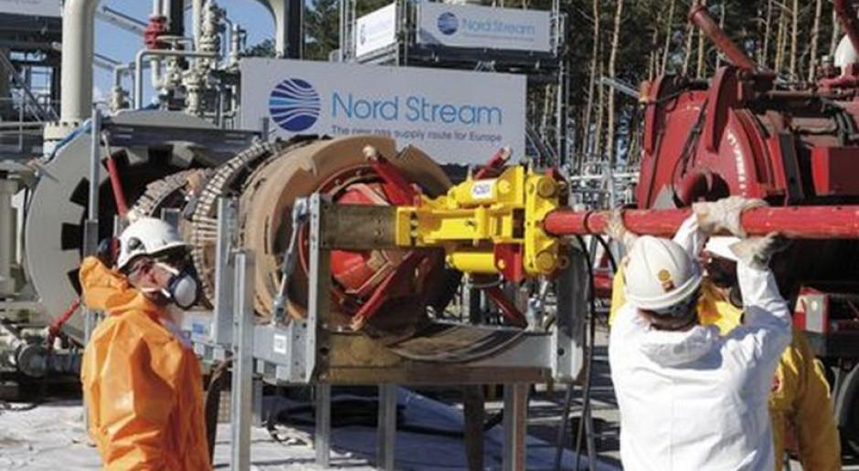 W 2019 roku gazociąg Nord Stream przetransportował 58,5 mld m3 gazu