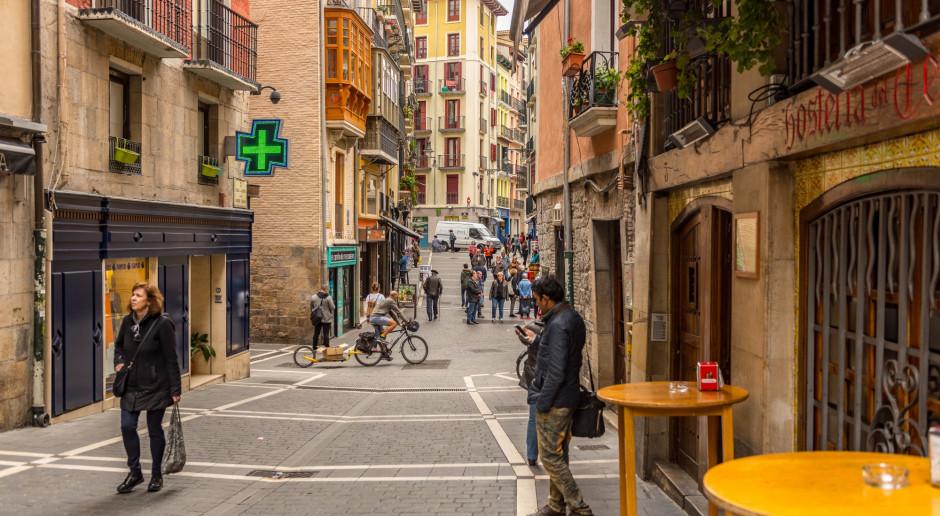 Duży spadek liczby zagranicznych turystów w Hiszpanii
