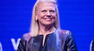 Pierwsza w historii IBM szefowa koncernu odejdzie w kwietniu ze stanowiska