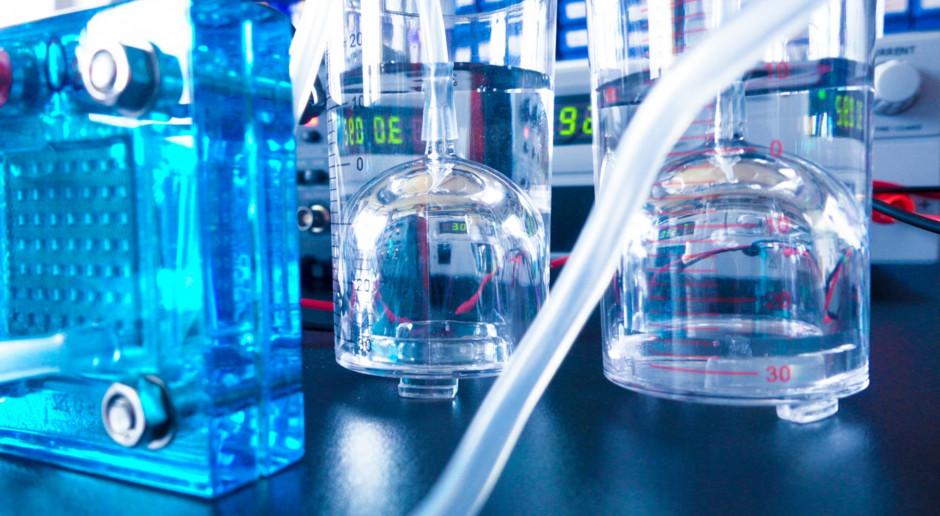 Wodór - paliwo przyszłości napędzane gazem