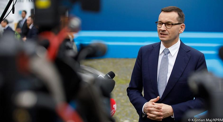 Premier: mamy szansę na podbicie nowych rynków