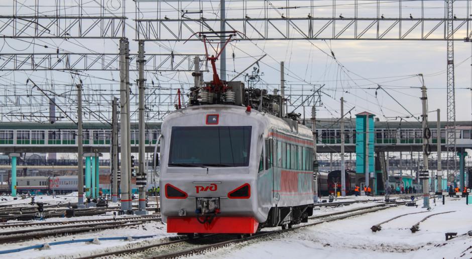 Rosja wstrzymała połączenia kolejowe z Chinami