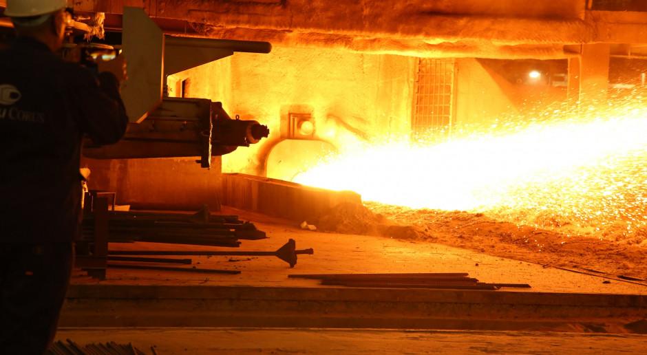 Produkcja stali rośnie, ale nie w Unii