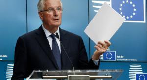 Barnier po spotkaniu z Morawieckim: chcemy sprawiedliwego partnerstwa z Wielką Brytanią