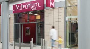 Bank Millennium zamknie nawet 150 oddziałów
