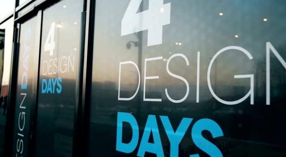 Od czwartku w Katowicach 4 Design Days
