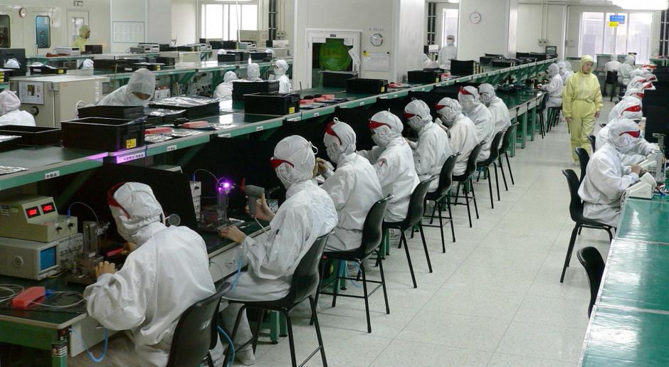 Chińscy podwykonawcy Apple'a chcą 10 lutego wznowić produkcję