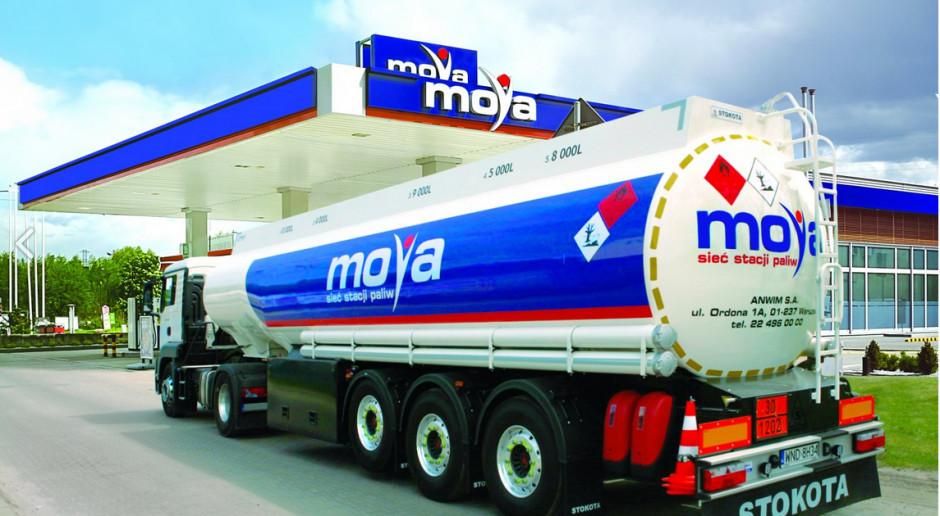 Anwim otworzył hybrydową stację paliw Moya