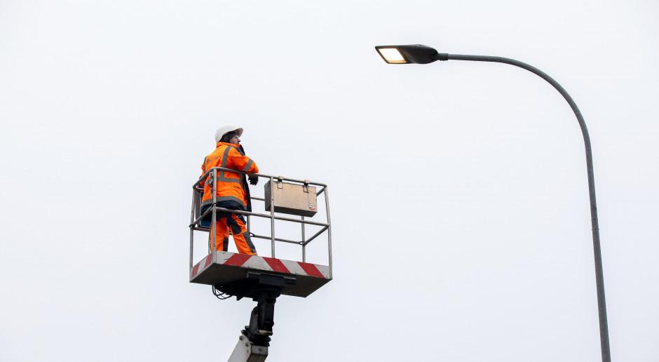 FBSerwis zmodernizuje oświetlenie uliczne w Sosnowcu