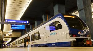 """""""Dla naszej spółki mniejsza liczba uruchamianych pociągów nie oznacza jednak mniejszego zaangażowania, wręcz przeciwnie"""""""