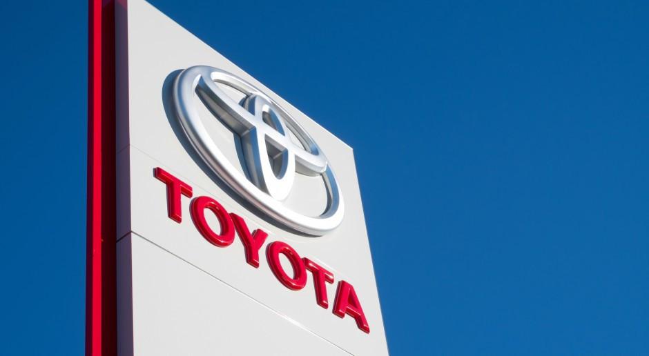 Toyota podnosi prognozę finansową