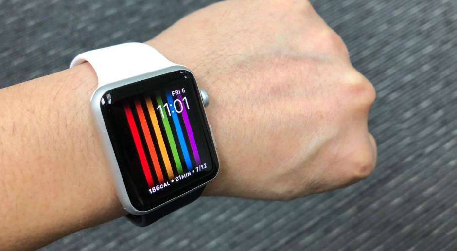 Apple sprzedaje więcej zegarków niż cały szwajcarskich przemysł