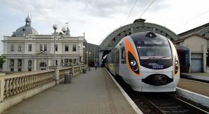 Niemcy pomogą w uzdrawianiu państwowej Kolej Ukrainy