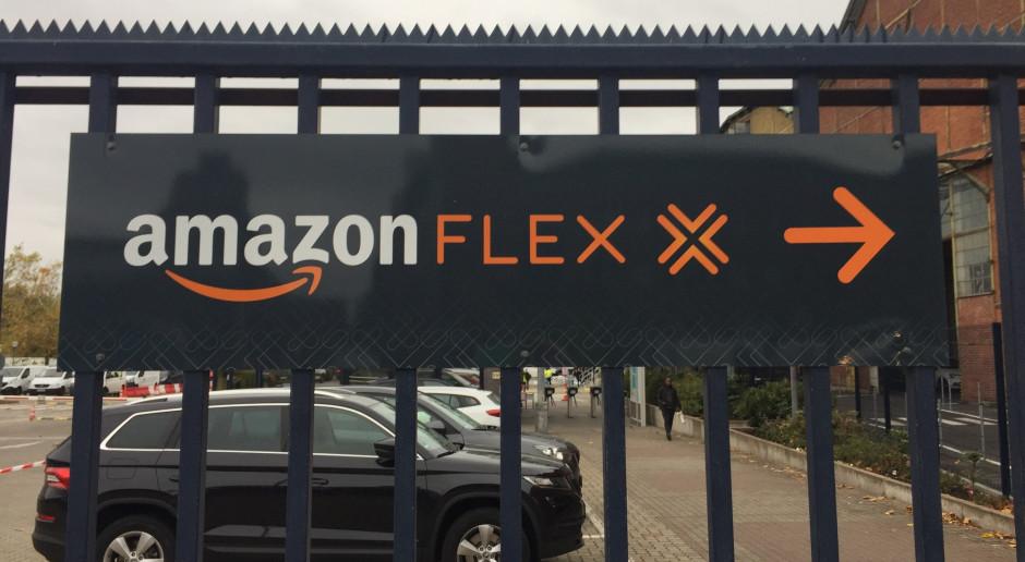 Kierowcy Amazon Flex nielegalnie pomagają sobie botami