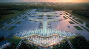 Budowa megalotniska ruszy w ciągu trzech lat. Pierwsze loty w 2027 roku