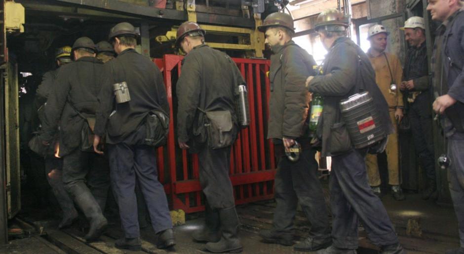 Masówki w kopalniach PGG. Związkowcy apelują o udział w strajku, referendum i manifestacji