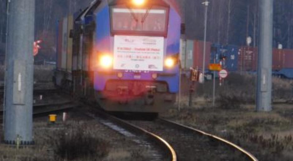 Koronawirus przyspiesza transport kolejowy z Chin do Europy