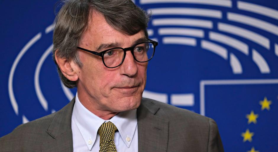 Propozycja budżetu Charlesa Michela - nie do zaakceptowania