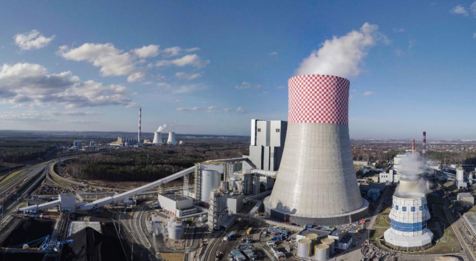 Wciąż nie wiadomo, kiedy ruszy blok 910 MW w Jaworznie. Kocioł uszkodzony