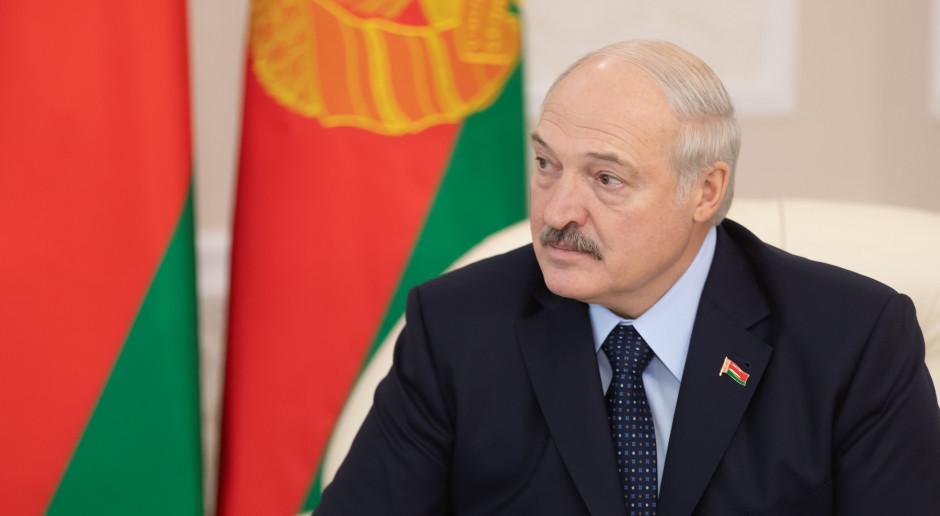 """Białoruś: Łukaszenka na manewrach Zapad-2021 o """"hybrydowej agresji"""" Zachodu"""