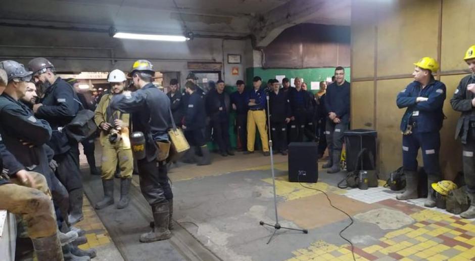 Komitet protestacyjny: do górników dołączają hutnicy