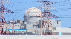 Pierwsza elektrownia atomowa w świecie arabskim może zacząć pracę