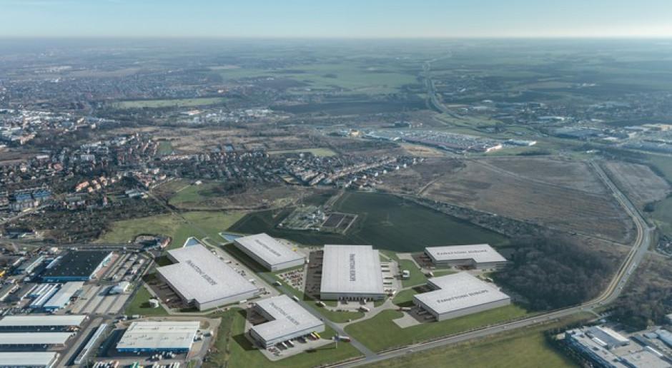 Rusza drugi etap budowy City Logistics Wrocław I