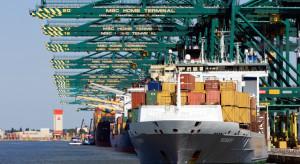 Mniej statków, mniej pociągów. Epidemia koronawirusa uderza w gospodarkę Belgii