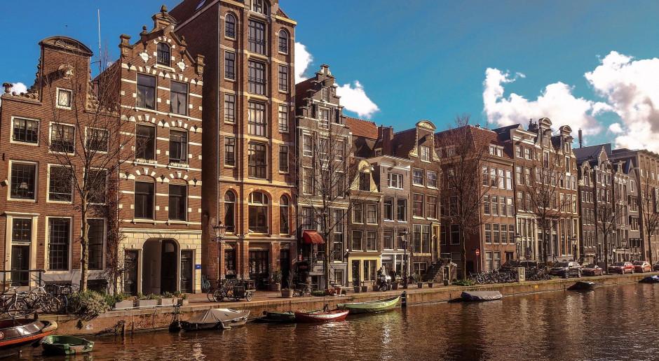 Holandia: Amsterdam wyprzedził Londyn w obrocie akcjami