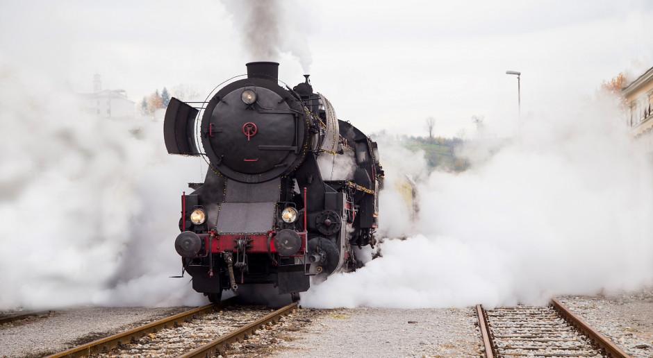 Wielkopolskie: Następny pociąg z parowozem odjedzie dopiero w 2021 r.