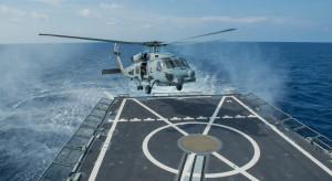 Indie kupują amerykańskie helikoptery dla marynarki wojennej