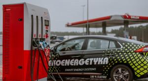 Na 27 stacjach za darmo naładujemy auta elektryczne