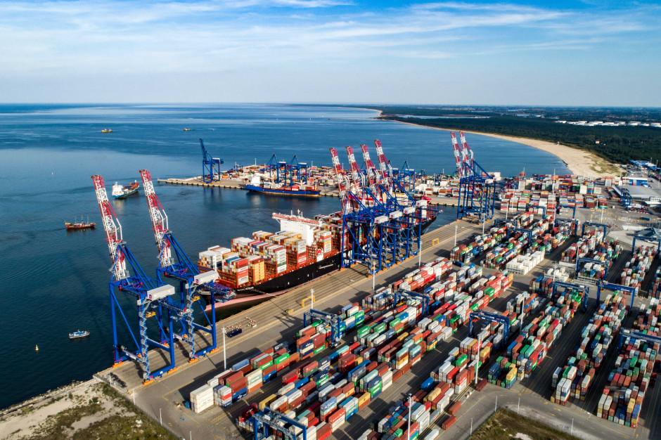 Polski port chce być w dziesiątce największych w Europie