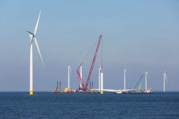 PGE będzie ubiegać się o lokalizacje dla kolejnych morskich wiatraków