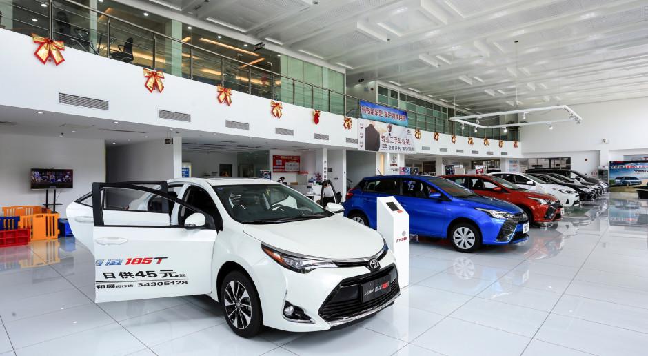 Chiny wydłużają okres dopłat do elektrycznych aut o dwa lata
