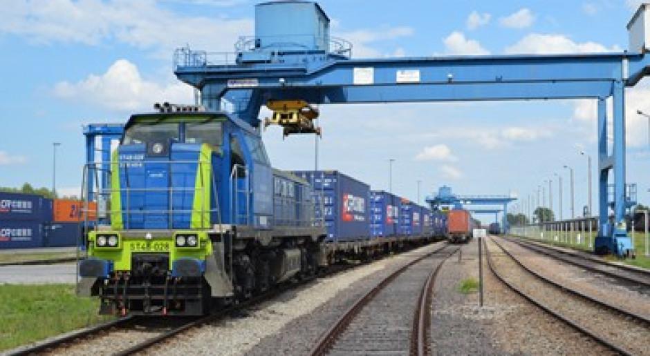 UTK: W transporcie intermodalnym masa przewiezionych towarów wzrosła o ponad 21 proc.