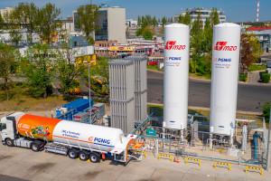 PGNiG Obrót Detaliczny podpisał największą w historii umowę na LNG